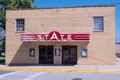 State Theatre (jwayne810) Tags: movie marquee us illinois unitedstates nashville theatre statetheatre marquise nashvilleil