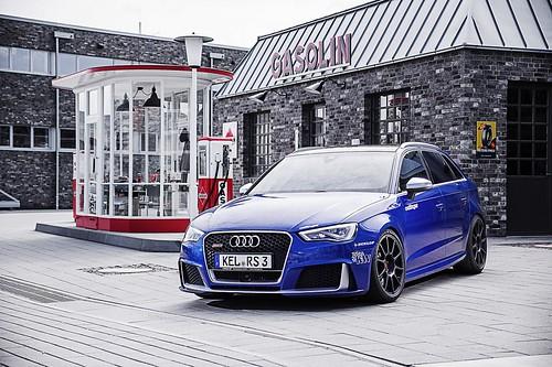 Audi RS3 от Oettinger