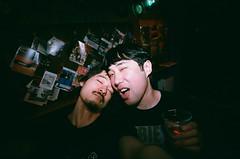 Mar. 2016 / Japan (okamabu) Tags: party music film japan 35mm tokyo haveaniceday shinjukuloft morookamanabu