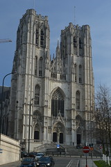 Brussels Cathedral (CoasterMadMatt) Tags: city winter brussels en building church st architecture de religious photography michael grande nikon cathedral photos capital churches cathedrals belgi bruxelles structure des february et brussel ville relgion 2016 nikond3200 collegiale gewest rgion capitalcity collgiale gudule gudula d3200 sintmichiels brusselscathedral rgiondebruxellescapitale bruxellescapitale bruxellesville grandeville villedebruxelles cocathdrale cathedralofstmichaelandstgudula hoofdstedelijk coastermadmatt belgianchurches collegialesintmichielsensintgoedelecokathedraal ssmichel cocathdralecollgialedesssmicheletgudule coastermadmattphotography winter2016 february2016 sintgoedelecokathedraal brussels2016 bruxelles2016 brussel2016