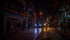 Havana at Night... (IV2K) Tags: street classic night vintage dark sony havana cuba centro headlights castro fidel caribbean cuban habana kuba fidelcastro lahabana rx1