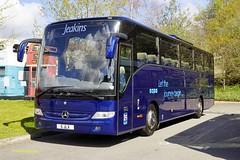 5JLX (SNAPPER60809) Tags: mercedes benz brooklands tourismo jeakins londonbusmuseum 5jlx