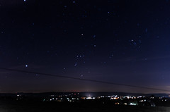 Orion constellation (thomasr886) Tags: night stars nacht orion astronomy constellation sterne astronomie sternbild