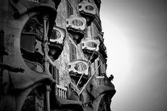 Casa Batllo, Barcelona (arjendebok) Tags: barcelona city trip de design casa spain nikon espana gaudi bok fc guell parc antoni batllo arjen messi d5100 arjendebok