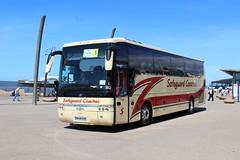 WA58EOO Safeguard Coaches at UK Coach Rally 2016 in Blackpool (1 of 2)(nearside view) (j.a.sanderson) Tags: uk volvo coach rally blackpool coaches vanhool alizee 2016 safeguard b12b wa58eoo