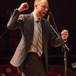 """<b>Jazz Band Concert</b><br/> The Luther College Jazz Band Concert performed on April 17th, 2016. Photo by Megan Oliver '19.<a href=""""http://farm2.static.flickr.com/1565/26531061225_39da441dec_o.jpg"""" title=""""High res"""">∝</a>"""
