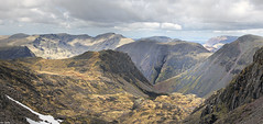 Central Lakes 18 (Ice Globe) Tags: park blue sky panorama cloud mountain lake mountains 35mm landscape landscapes nikon view cloudy head district great panoramic national cumbria scafell pike broad viewing fell kirk gable crag lingmell illgill d5100