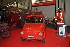 Fiat 500 Giardiniera (TAPS91) Tags: torino fiat 500 fuoco corpo giardiniera nazionale vigili comando automotoretr provinciale