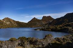 Cradle Mountain, Tasmania (Steven Penton) Tags: mountain lake dove australia tasmania cradle