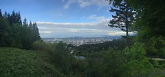 Portland View from Pittock Mansion (burtonsimmons) Tags: passing seen