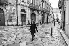 San Severo - Aprile 2016 (Maurizio Tattoni....) Tags: street blackandwhite bw italy bn puglia biancoenero monocrome sansevero daunia capitanata tavolieredellepuglie mauriziotattoni