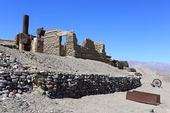 Headquarters, YHGTBFKM Borax Works (Shiny Things) Tags: california usa building ruins desert deathvalley borax furnacecreek