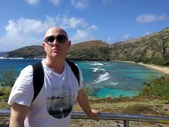 Hanauma Bay from Scenic Viewpoint (JonathanWolfson) Tags: beach hanaumabay hanauma