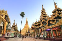 Yangon (Kenny Teo (zoompict)) Tags: shwedagon yangon myanmar