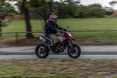 Ducati Hypermotard Rider (Joe Caputo) Tags: motorcycles motorbike riding motorcycle ducati motorbikes termignoni hypermotard