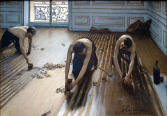 Caillebotte, The Floor Scrapers (Les raboteurs de parquet), 1875