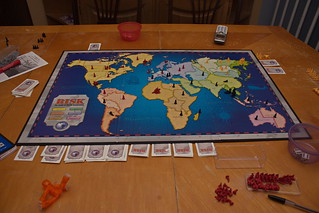 Risk Game 10/366