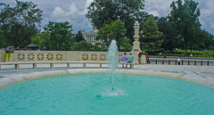 Supreme Court Fountain Washington DC (dog97209) Tags: fountain court us dc washington looking capitol supreme