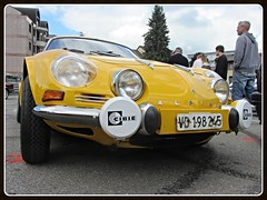 Alpine Renault A110, 1300G, 1963 (v8dub) Tags: auto old classic car french schweiz switzerland automobile suisse g 110 automotive voiture renault alpine oldtimer oldcar collector 1963 1300 wagen pkw klassik gordini chtelstdenis a worldcars