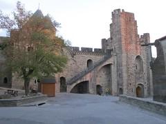 2010 09 08 Francia - Linguadoca Rossiglione - Carcassonne_0818 (Kapo Konga) Tags: mura francia carcassonne ferie languedocroussillon citta cittamedievale