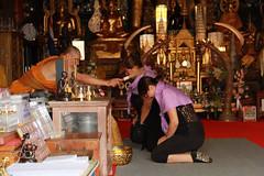 Emozioni (chilipadi) Tags: monaco mai chiang thailandia buddismo benedizione 500px ifttt