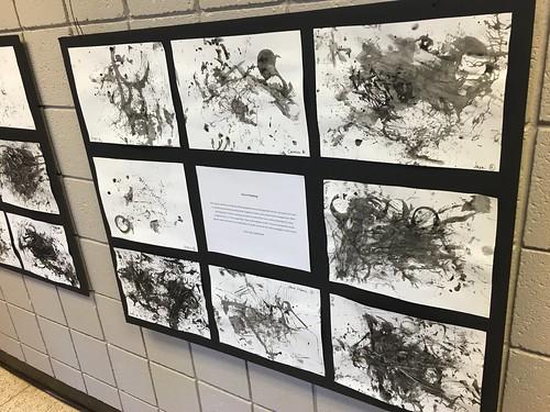 Casady Lower School Art Show by Wesley Fryer, on Flickr