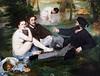 Manet, Le déjeuner sur l'herbe (Luncheon on the Grass), detail (profzucker) Tags: impressionism realism manet muséedorsay 1863 ledéjeunersurlherbe luncheononthegrass manetlunch