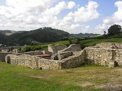 Villa Romana de Veranes (Julio G.Gonzlez) Tags: espaa spain gijn asturias veranes