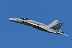 McDonnell Douglas FA-18C Hornet - 30 (NickJ 1972) Tags: aviation airshow hornet 007 fa18 mcdonnelldouglas 2015 airday rnas culdrose j5007