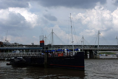 DSC_0030 (photographer695) Tags: london castle thames river paddle steamer sights tattershall