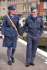 150913 Village at War-0018 (whitbywoof) Tags: uniform military 1940s raf royalairforce wraf