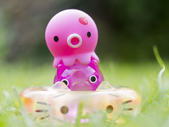 Stack Away (Jam-Gloom) Tags: colour cute toy photography japanese olympus kawaii figure stacking colourful omd toyphotography em5 toyography takochu olympusomd olympusomdem5 butachu nekodo japanesestackingtoy