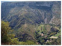 Le Grand Site du Cirque de Navacelles (abac077) Tags: france nature canyon gorge paysage vis cirque gard 2015 navacelles méandre