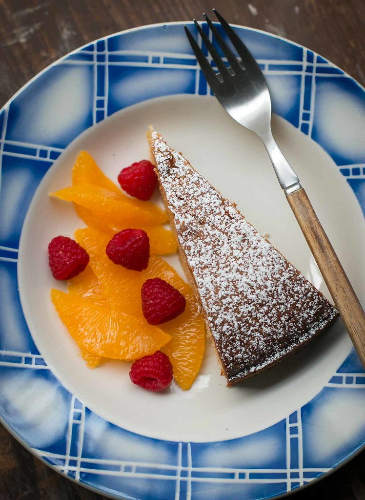 Davidlebovitz Almond Cake Recipe