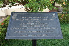 Leon, Managua, January 2016