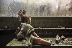 Sleeping beauty (marco18678) Tags: world old light sleeping urban history abandoned halloween window beautiful beauty germany hair toy lost photography amazing nikon europe doll natural emotion decay exploring eu naturallight hidden forgotten hardcore mysterious horror d750 carnaval lonely waterdrops tamron decayed urbanexploring ue urbex terrified 1530