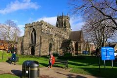 St Mary's, Stafford (Ugborough Exile) Tags: uk england sony staffordshire midlands stafford 2016 rx100iv