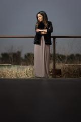 Alessandra (EmanuelaF) Tags: umbrella nikon flash 85mm persone ritratti ritratto 18g lampista strobist whiteumbrella strobistphotography d3100 nikond3100