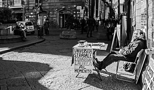 Succede a Napoli...!!!