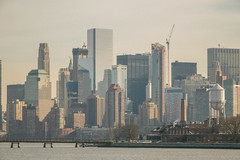 manhattan with ellis island (Visual Thinking (by Terry McKenna)) Tags: park liberty state nj