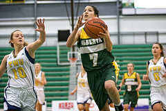 2016_02_06PandasBB (4) (Don Voaklander) Tags: woman college sports basketball sport female community women university edmonton varsity cis pandas womens canada west centre interuniversity university canadian alberta sport voaklander saville donvoaklander