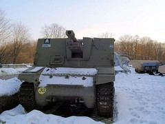 """Sexton Self Propelled Gun 2 • <a style=""""font-size:0.8em;"""" href=""""http://www.flickr.com/photos/81723459@N04/24870858335/"""" target=""""_blank"""">View on Flickr</a>"""