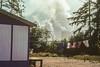 Pulp Mill (John M Poltrack) Tags: canada technology britishcolumbia places international pollution firstnations environment 1970s goldriver pulpmill mowachahtmuchalaht