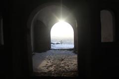 Gate of Light (laedri52) Tags: light sun snow turkey gate trkiye turkiye kar erzurum gne k kap eastofturkey