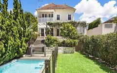 12 Henrietta Street, Double Bay NSW