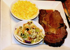 Prime Rib & Creamed-Corn (Prayitno / Thank you for (10 millions +) views) Tags: world prime famous fine meal dining rib coleslaw lawrys hearty konomark