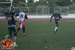 LMFA '15-16 - Jabatos 20 - Toros 28