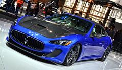 Maserati GranTurismo (Chad Horwedel) Tags: chicago illinois maserati sportscar chicagoautoshow granturismo mccormickplace maseratigranturismo cas2016
