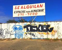 Texer Puerto Rico graffiti (TeXeR Fus Fan Flicks) Tags: texer floridagraffiti puertoricograffiti texerfus