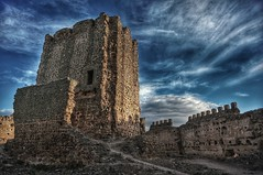 Castillo Almonacid (Neticola) Tags: old castle spain village sony toledo orgaz yebenes neticola nex6